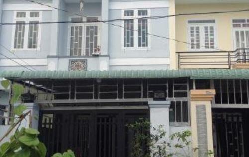 Chuyển nhà bán gấp nhà 1 trệt 1 lầu: 3PN,2 WC dt 80m2 SHR đường DT 14-Long Thượng-Long An