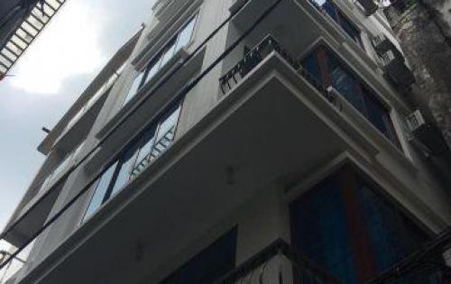Nhà HOA BẰNG Chỉ hơn 6 tỷ - Nhà thang máy 6 tầng 52m2