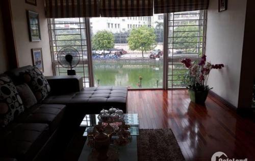 Bán nhà Hồ Tùng Mậu, VIEW hồ tuyệt đẹp để an sinh.