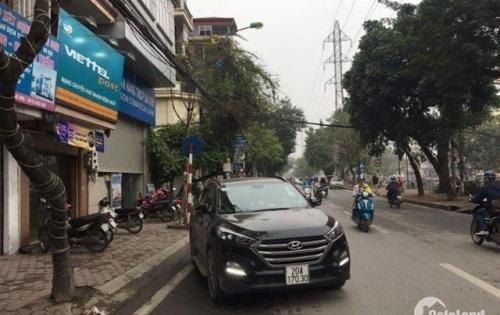 MẶT PHỐ LÔ GÓC ĐỘC ĐÁO mặt tiền 12m 7T thang máy Quan Hoa, Nguyễn Đình Hoàn, Nghĩa Đô
