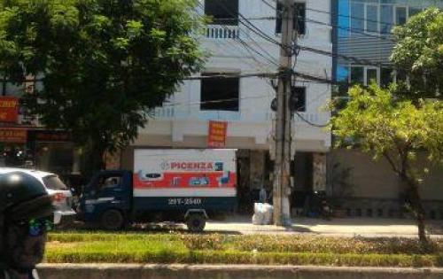 Tòa nhà  mặt phố Hoàng Quốc Việt cho thuê văn phòng diện tích  170m2