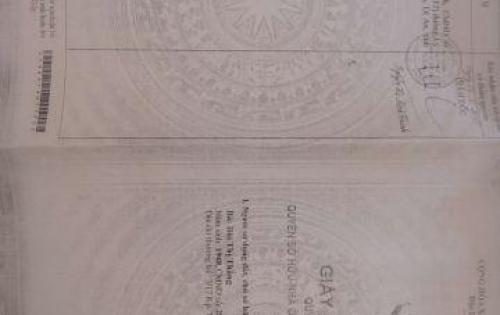 Bán gấp nhà mặt tiền chính chủ đường Nguyễn Văn Trỗi, Phường Dĩ An, 81m2 giá 2,3 tỷ