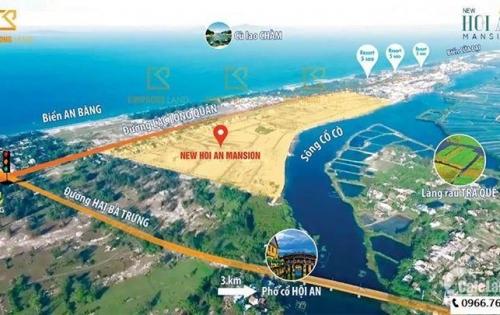 Blue Riverside ven sông cổ cò, đường 27m đi thẳng ra bến du thuyền, hướng đa dạng, gái 9tr/m2, dt 200m2