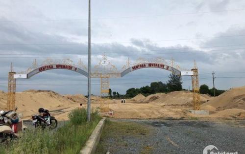 Cần bán nhanh mấy lô vị trí đẹp đất dự án sentosa riverside 2 *** 0904 979 574 ***