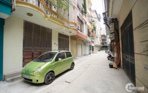 Bán nhà Yên Lãng ôtô 7 chỗ đỗ cửa, thông thoáng, đẹp như Hoa Hậu S=60m x MT3,8m Giá chỉ 4,25 tỷ.