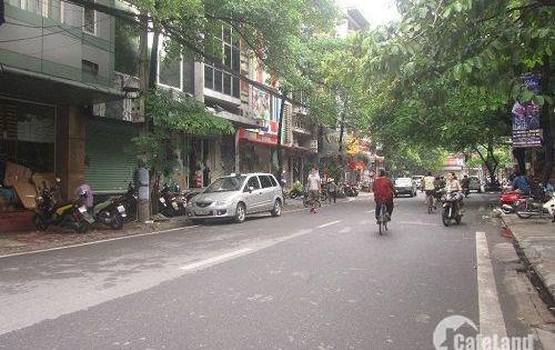 Bán nhà phố Nguyên Hồng, phân lô, ô tô đỗ ngày đêm, KD, giá 9 tỷ