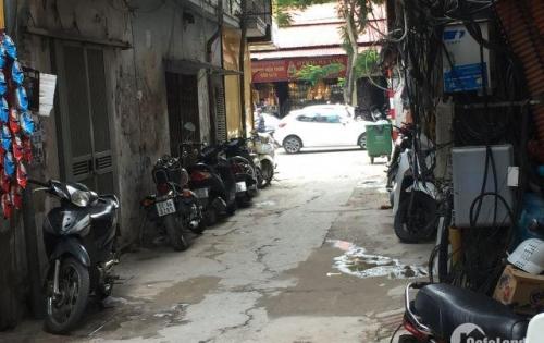 Bán nhà phố Thái Hà, Ô tô đỗ cửa, DT:55m2 MT 4m, giá 7 tỷ