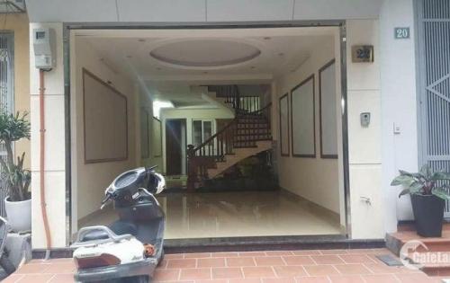 Nhà phân lô cực đẹp, ở luôn Huỳnh Thúc Kháng 50m2,5 tầng,gara,ô tô tránh,11.2tỷ.