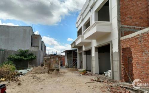 Nhà Phố 1 Trệt 1 Lầu, 2PN,2WC, Sổ Hồng Riêng, TT 50% Nhận Nhà, nhà mới 100%