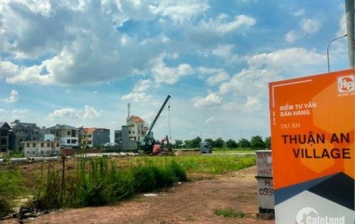 Đất đấu giá Trâu Quỳ - dự án Thuận An, giá trực tiếp từ CĐT Hải Phát