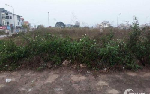 Bán mảnh đất ở trục chính Cửu Việt 1,tt Trâu Quỳ,Gia Lâm,HN DT 80m2. MT 4m, giá 39tr/m2. LH 0986237584