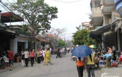 Cho thuê đất kinh doanh lâu dài 130m2 TT Trâu Qùy, ngay khu trung tâm ăn uống của Gia Lâm