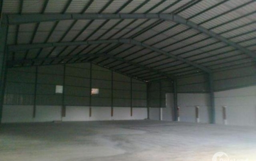 Cho thuê kho xưởng 404m2, đường 8m oto tải cỡ lớn vào thoải mái, 5 năm không tăng giá.