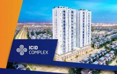 ICID Complex dự án hot nhất khu vực Hà Đông, tận hưởng phong cách sống Singapore