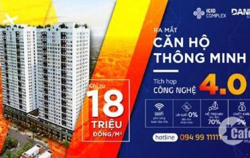 Chung cư cao cấp phong cách singapo giá chỉ từ 1.3 tỷ/căn LH:0945645776