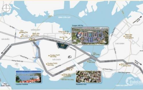 Dragon Hill City - Mở ra xu hướng sở hữu nhà mới ở Hạ Long