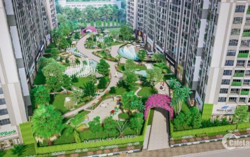 Mở bán căn hộ và lý do nên chọn Imperia sky garden