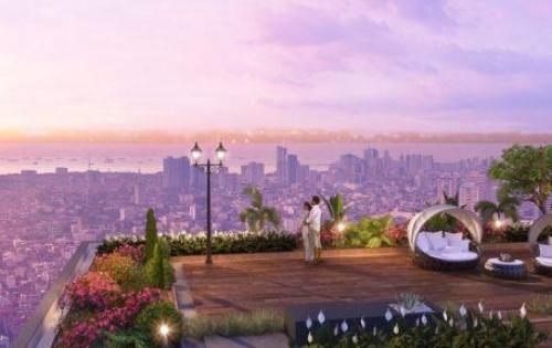 Imperia Sky Garden – 423 Minh Khai. Tuyệt tác giữa lòng Hà Nội.