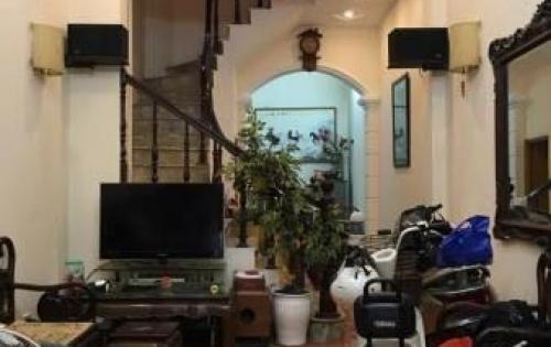 Cần bán nhà 35m2-4T-3.7m Lê Thanh Nghị giá 3.7 tỷ