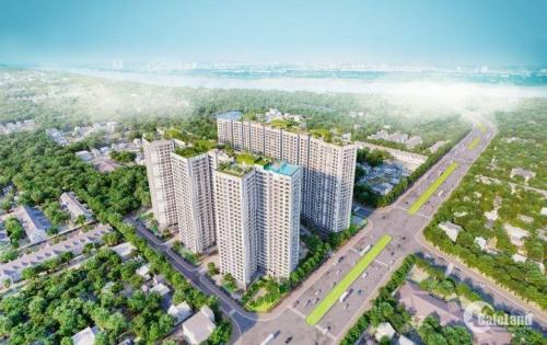 Bán căn 2PN diện tích 73,66m2 giá chỉ 2,7 tỷ. Tặng nội thất 30 triệu tại Imperia Sky Garden - 423 Minh Khai