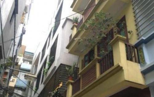 Cần bán gấp nhà Minh Khai 40m2,  4 tầng. Giá 5.7 tỷ.