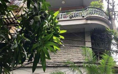 Bán gấp nhà Biệt thự Lạc Trung 5 tầng, 2 mặt ngõ ô tô, giá chỉ 6 tỷ