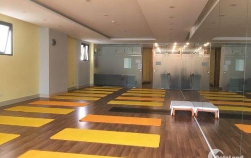 Cho thuê văn phòng tòa nhà Tuệ Tĩnh, 40m2, 60m2, 120m2, hầm để xe rộng