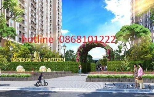 Giải mã sức nóng của dự án chung cư Imperia sky garden 423 Minh Khai
