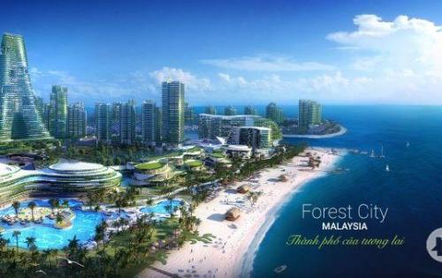 Forest City Thành Phố Tương Lai Liền Kề Singapore