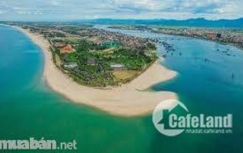 Đất nền biệt thự ven biển đẹp nhất tỉnh Quảng Bình