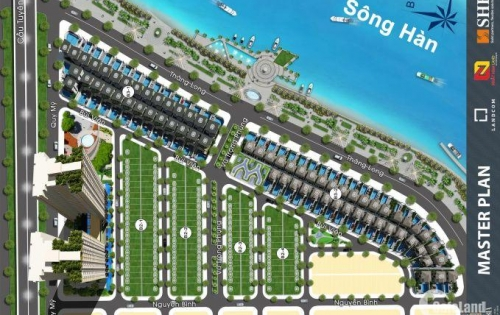 """""""Nhất cận thị, nhì cận giang, tam cận lộ"""", dự án ngay trung tâm Đà Nẵng đáp ứng đủ 3 yếu tố vàng"""