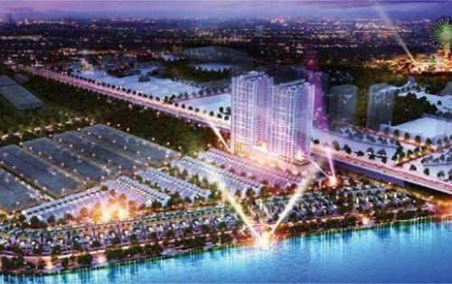 đất nền biệt thự mặt tiền 12m  ven sông Hàn, ngay trục thăng long, trung tâm TP Đà Nẵng