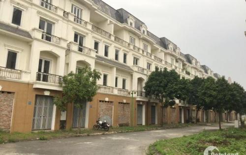 Bán Nhà liền kề 75m2 khu đô thị mới LIDECO (Bắc QL32) sổ đỏ CC