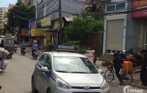 Chính chủ bán căn lô góc mặt phố Kim Giang, Hoàng Mai 90m2, MT 4m, Giá 12.9 tỷ.
