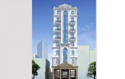 Tòa Nhà Mặt phố Kim Đồng–Trục Vành Đai 2,5, K/D Ngân Hàng, 116m2, 166tr/m2