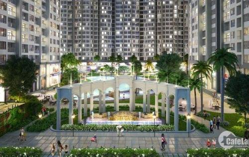 Bán căn hộ cao cấp 77m2 , 2 ngủ, tầng 16 tại 423 Minh Khai