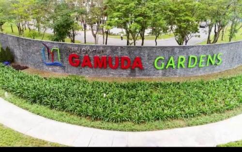 Mở bán chính thức LK ST5 Hoa thược dược Gamuda, giá gốc CĐT