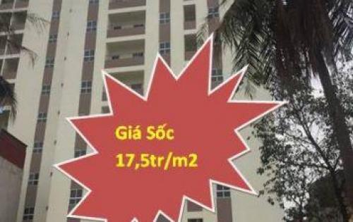 Căn 405 Dự án X203 Lĩnh Nam - 326 Lĩnh Nam  Giá gốc chỉ 17tr/m2 - Căn hộ 3PN - 65,3m2