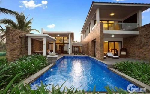 3 căn BT mặt biển độc quyền Vinpearl Hội An - giá từ 22 triệu/m2, full nội thất, Lh: 01675976299
