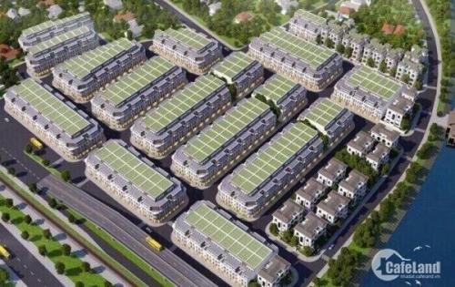 Bán căn liền kề dự án Hoàng huy Riverside, chính sách bán hàng hấp dẫn. LH: 0868983914