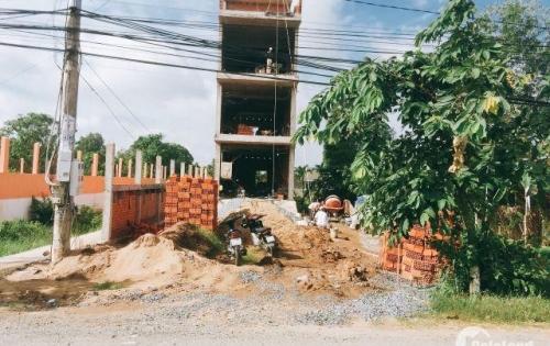 Bán nhà phố mặt tiền Huỳnh VĂn trí, dọn vào ở liền