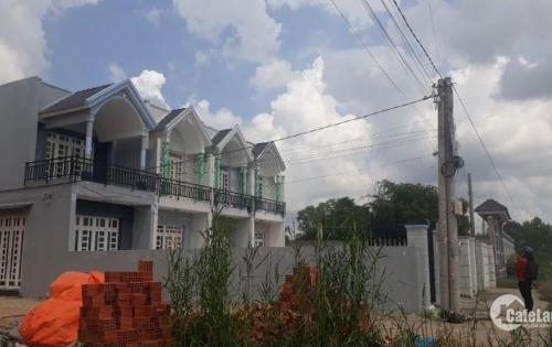 Bán nhà 1 trệt, 1 lầu - 5x16m- 4x26m - sổ hồng riêng - Lh 0913.7557.86