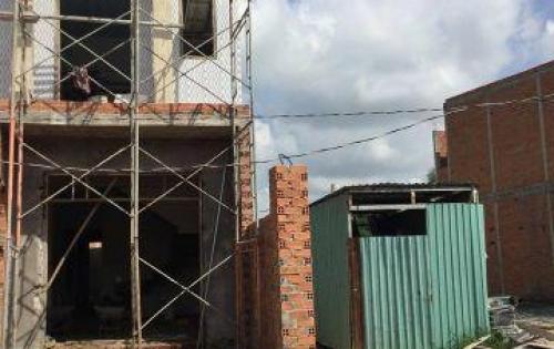 Bán nhà liền kề khu dân cư hưng long dt 120m2 giá 950tr – SHR 100%
