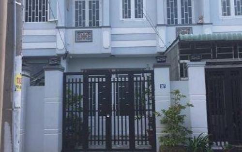 Bán nhà 1 trệt, 1 lầu - 5x16m- 4x26m - sổ hồng riêng - Lh 0902.855.365
