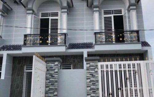 Bán nhà giá rẽ kdc Hưng long giá 750tr/căn -120m2- SHR 100%