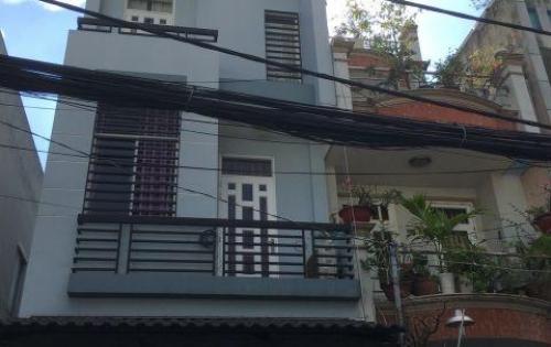 nhà 1 trệt 2 lầu sổ hồng riêng