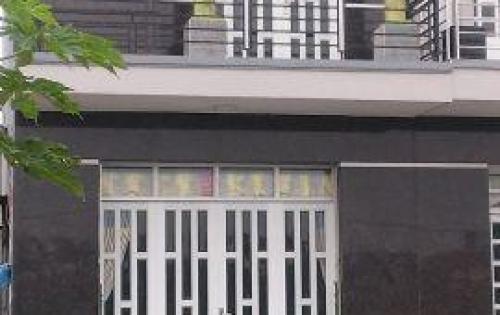 Bán nhà mới xây 5x16m, 1 lầu, chính chủ, SHR, Hưng Long, Bình Chánh.