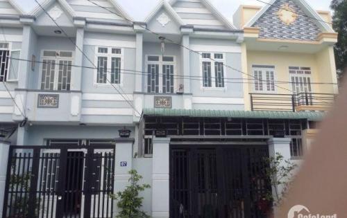 Bán nhà 1 xẹt Hương lộ 11- Hưng Long- Bình Chành 1 trệt 1 lầu 100m2 SHR 820tr/căn mới xây lh 01229697088
