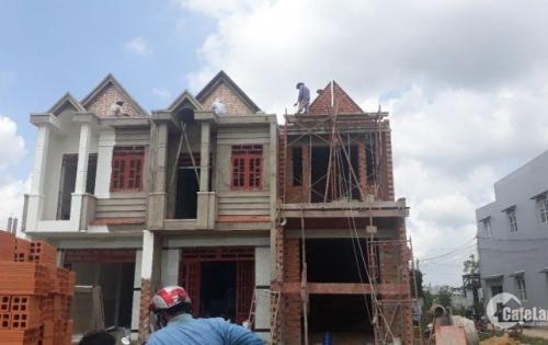 Nhà giá rẻ chỉ 800tr nhận nhà ở ngay, gần chợ Hưng Long, chính chủ 0913.7557.86