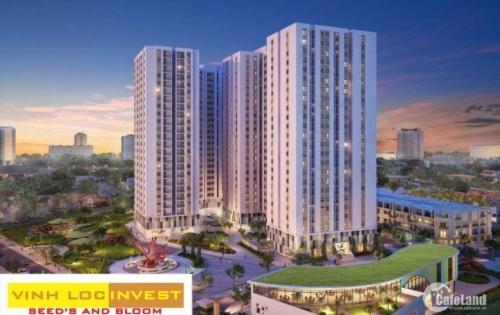 Cơ hội sở hữu căn hộ chung cư giá chỉ 583tr từ 01 - 02 Phòng ngủ!!